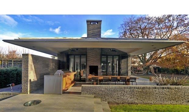 Lugten malschaert architecten projecten for Moderne aanbouw aan klassiek huis